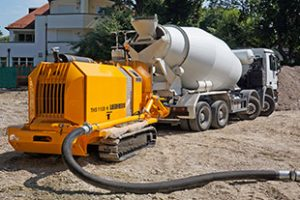 Concrete Pump Hire Suffolk